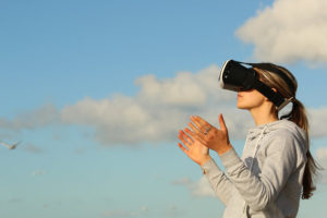Virtual reality apps for multiple industries