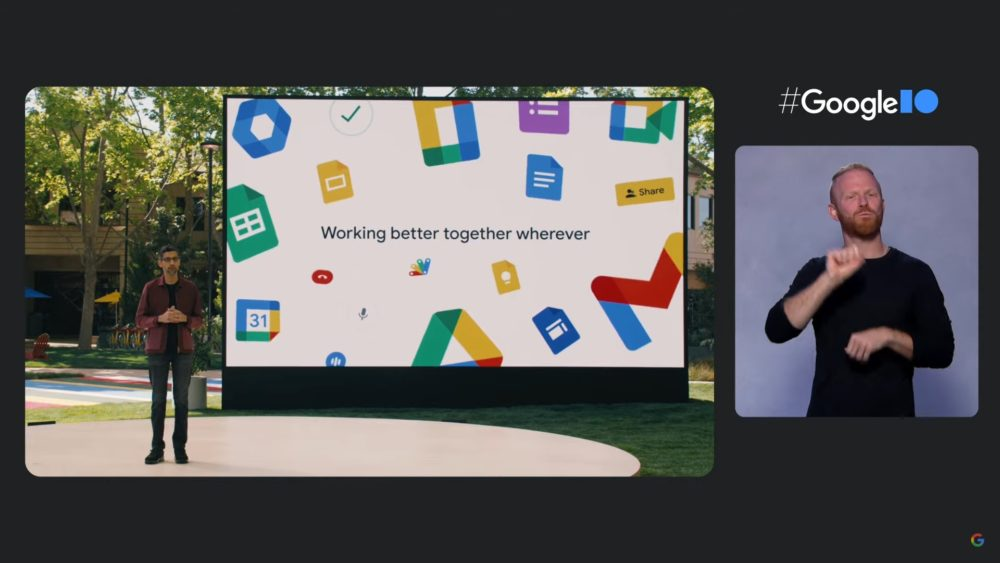 Along with other major updates, Project Starline was the highlight of Google Event