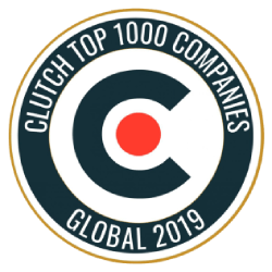 Clutch Recognizes the 1000 Best B2B Service Providers