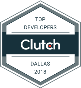 Top Mobile App Developer in Dallas - Clutch 2018