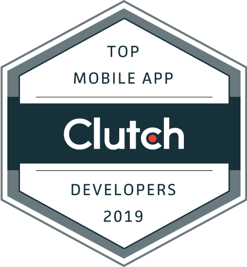 Top Mobile App Developer - Clutch 2019