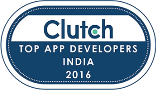 Top Mobile App Developer in India - Clutch 2016