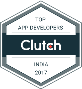 Top Mobile App Developer in India - Clutch 2017