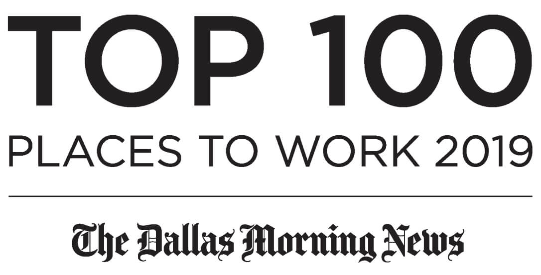 Copper Mobile Recognized as One of the Top 100 Workplaces in DFW